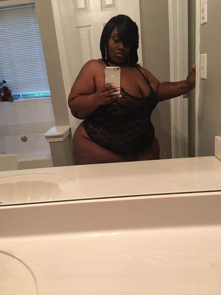 woman ass black Fat