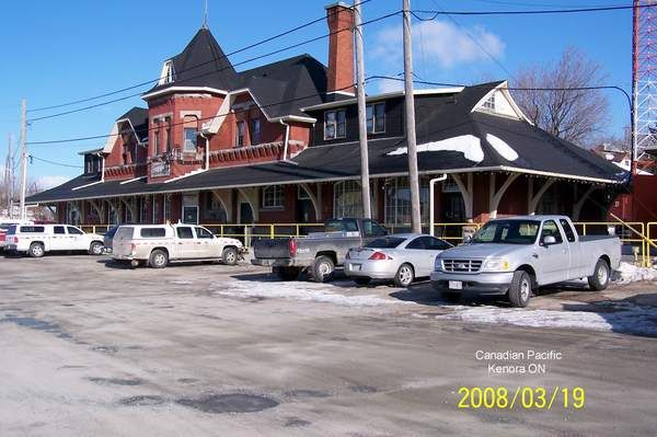Old Canadian Train Stations Quebec And Ontario