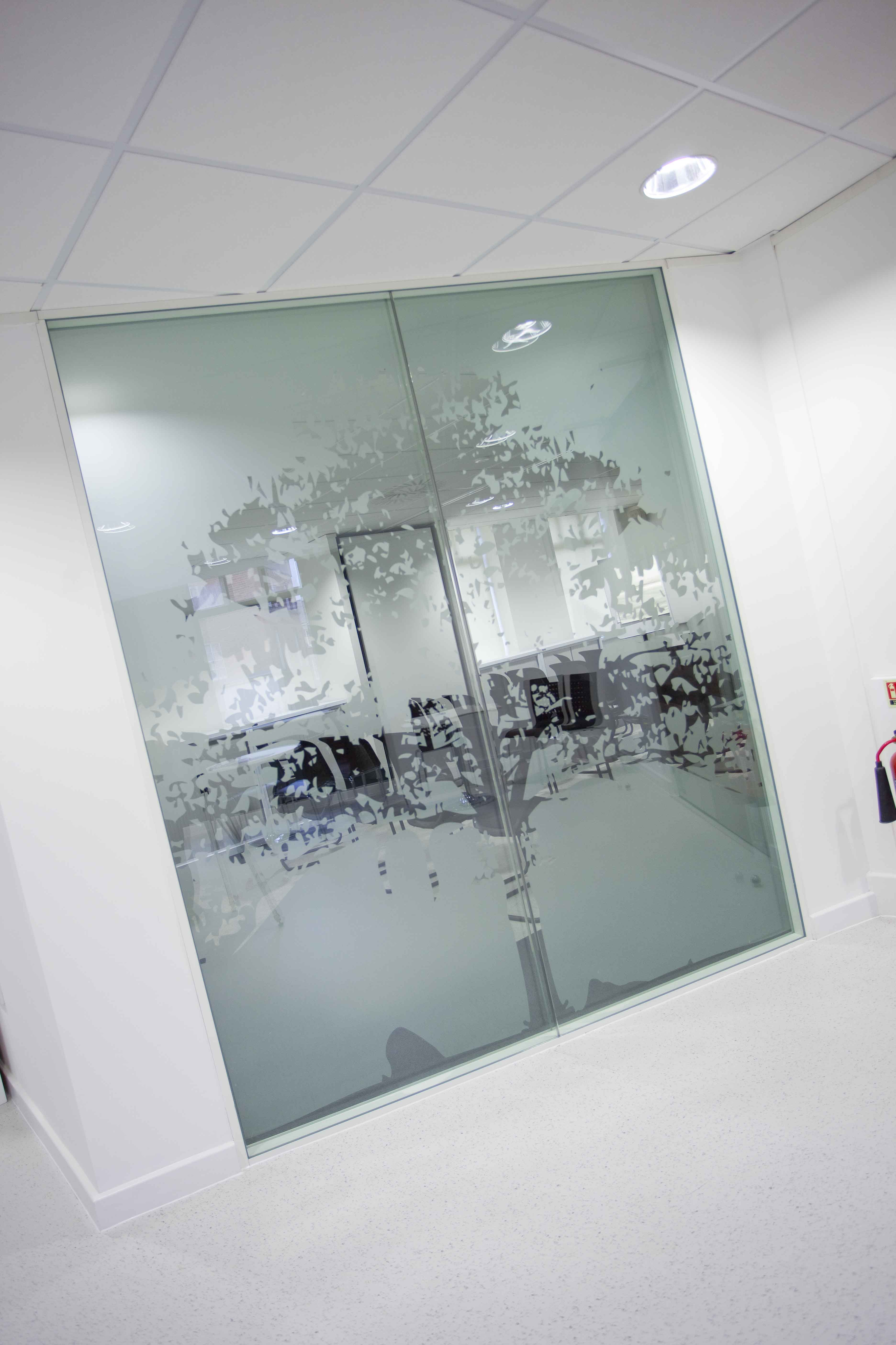 Tree Manifestation Office Design Fit Out Interior
