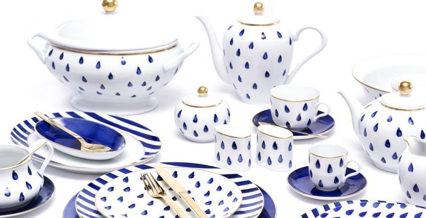 Atlantico - Porcel - Soluções em Porcelana Portuguese Porcelain, alto fogo, cobalt blue