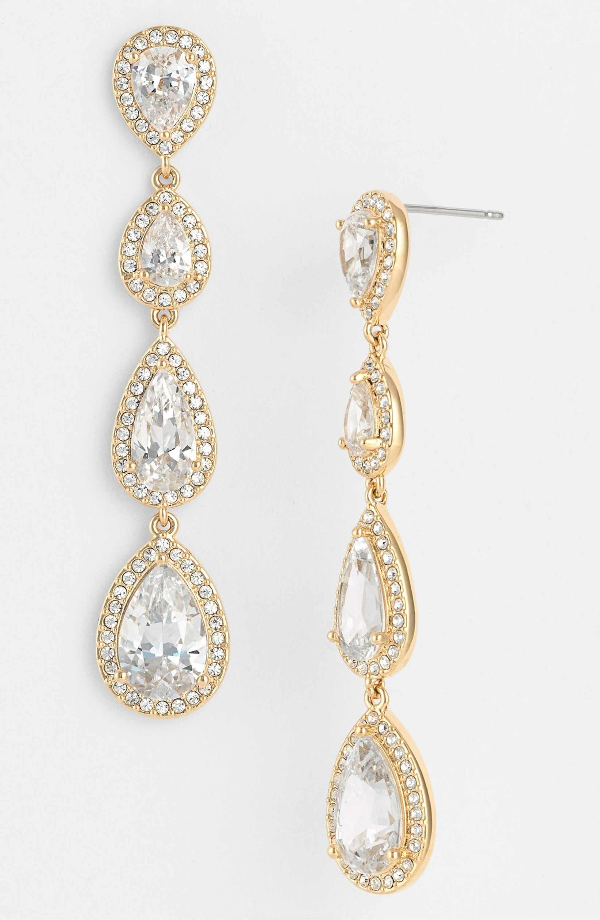 Linear earrings classic beauty nordstrom and shapes