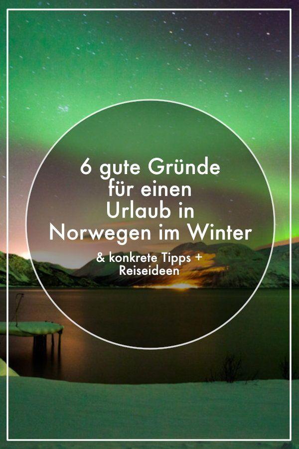 Photo of 6 razones para unas vacaciones en Noruega en invierno – blog de viajes – viajar y vivir con niños