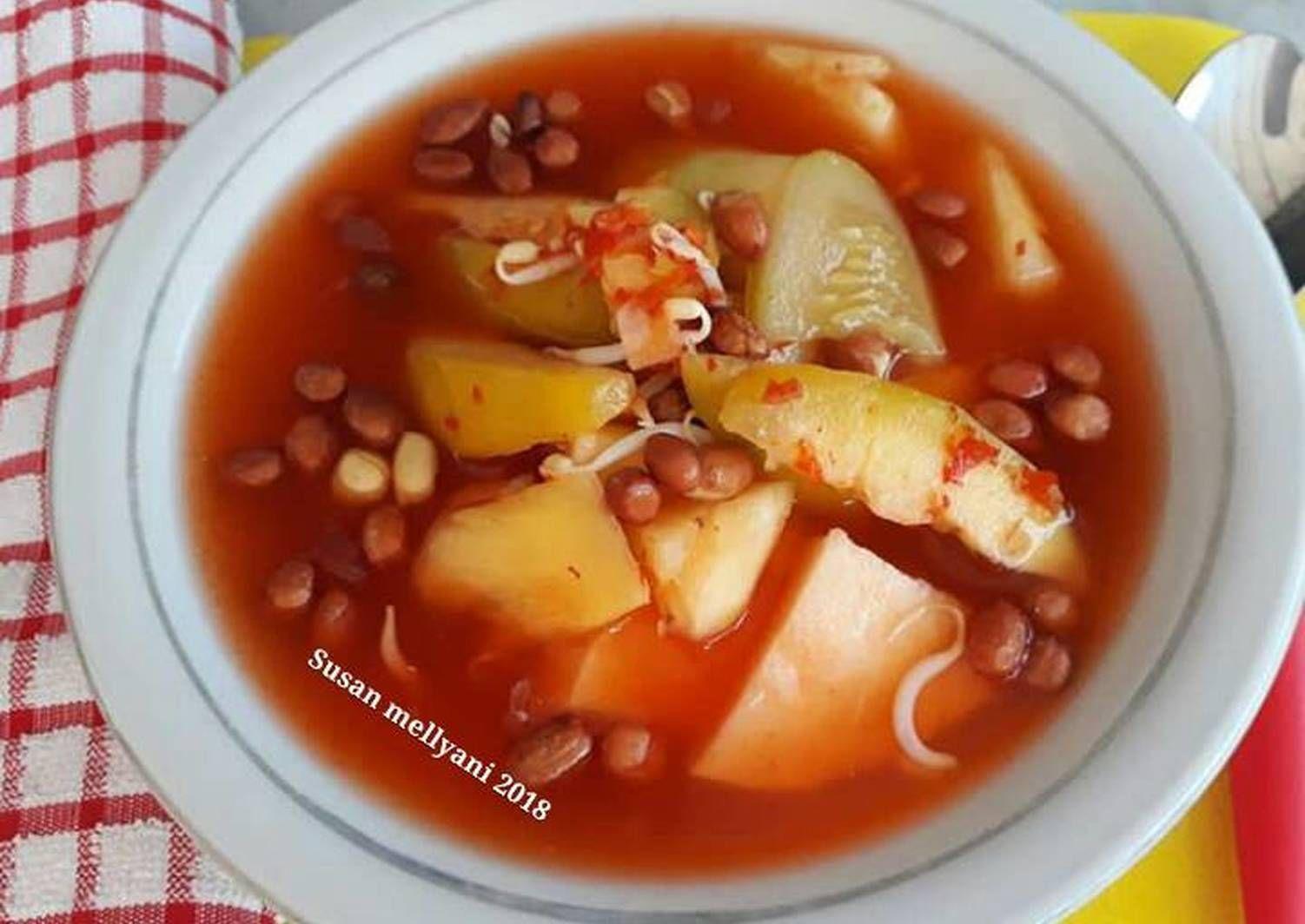 Resep Asinan Bogor Oleh Susan Mellyani Resep Resep Resep Masakan Makanan