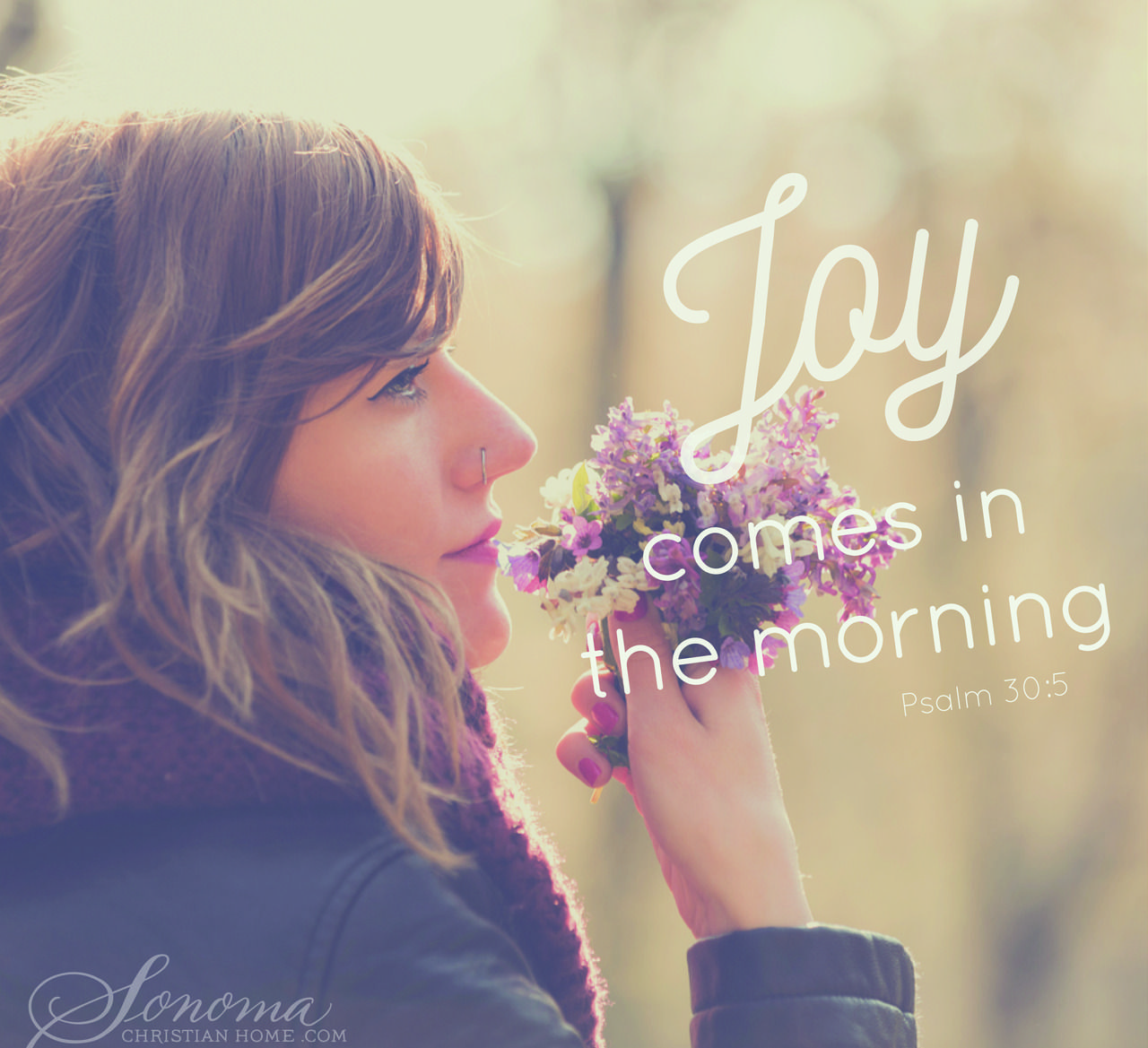 #Joy comes in the morning - Psalm 30:5 #Christian #Praise #Faith http://bit.ly/1r3nXZx