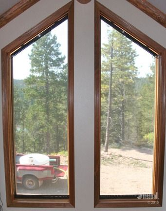 Solar Angled Window Shades Window Shades Windows Window
