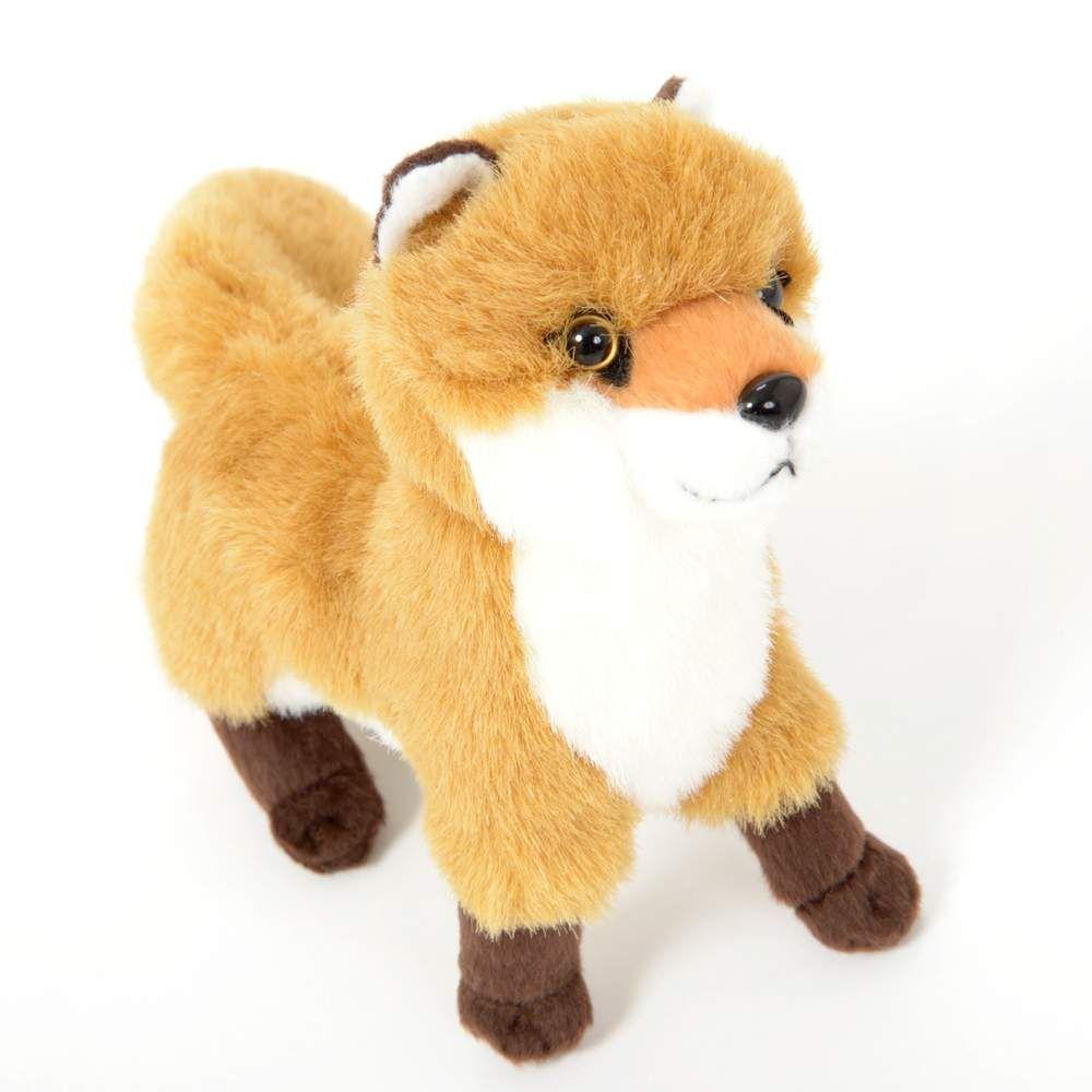 Japanese animal plush sakhalin fox japanese animals