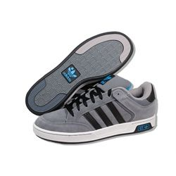 943672236163 ADIDAS Men Varial ST in Grey Black Casual Shoes. Style  U42260. Don t miss  out on this bargain.