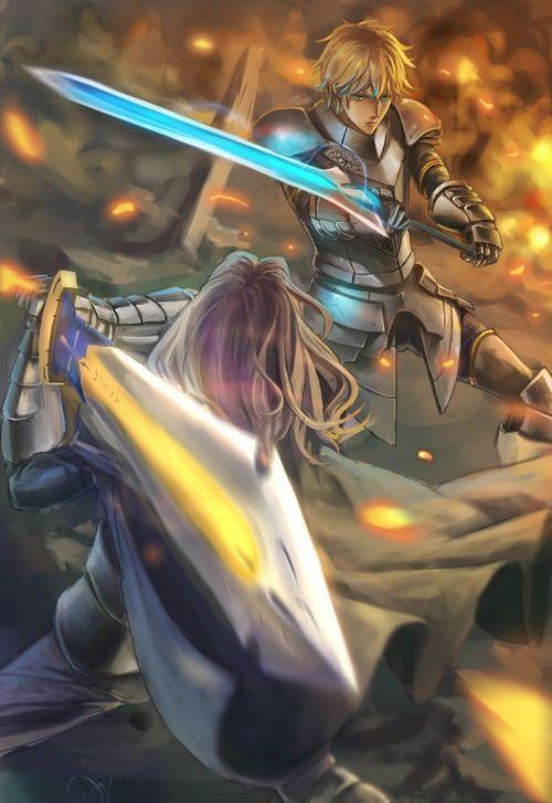 ผลการค้นหารูปภาพสำหรับ fate gawain fanart