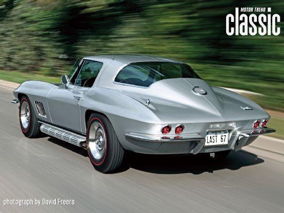 1967 Chevrolet Corvette Wallpaper Gallery Photo