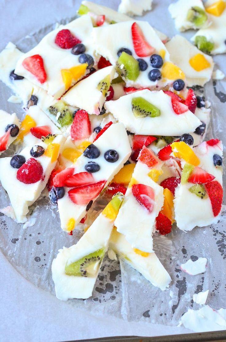 Mini Chef Mondays Recipe! Whole Milk Yogurt, Organic Fresh