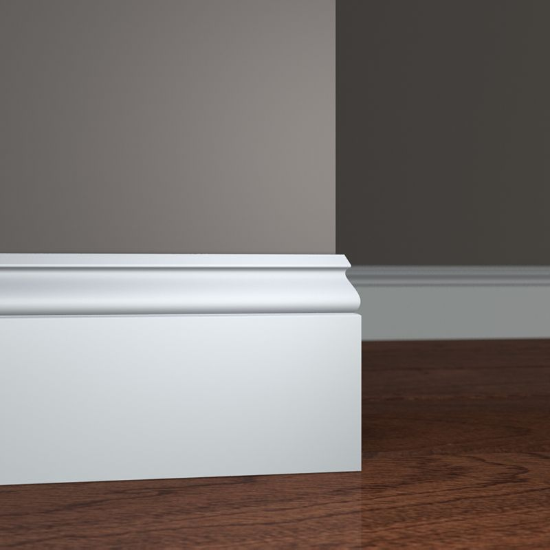 Bb514 Base Moulding Baseboard Styles Modern Baseboards Moldings And Trim