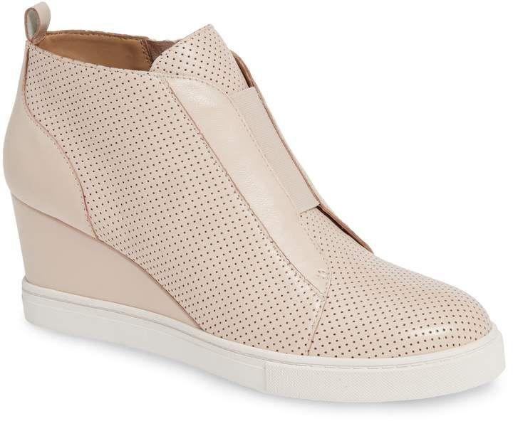 ecc62f44dd Linea Paolo 'Felicia' Wedge Bootie #Paolo#Linea#Felicia   Fashion ...