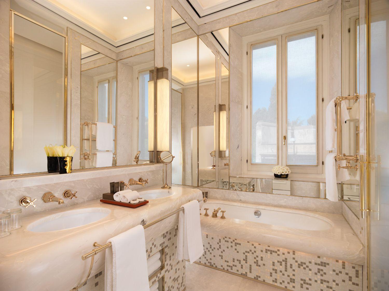 Les 10 plus belles salles de bains d\'hôtels de luxe