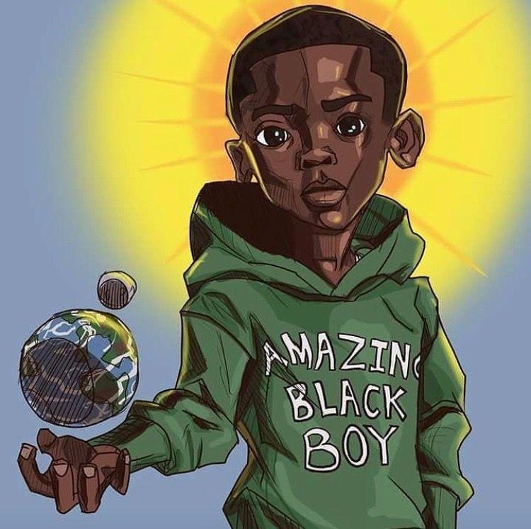 Amyah08 For More Black Girl Art Black Art Black Love Art