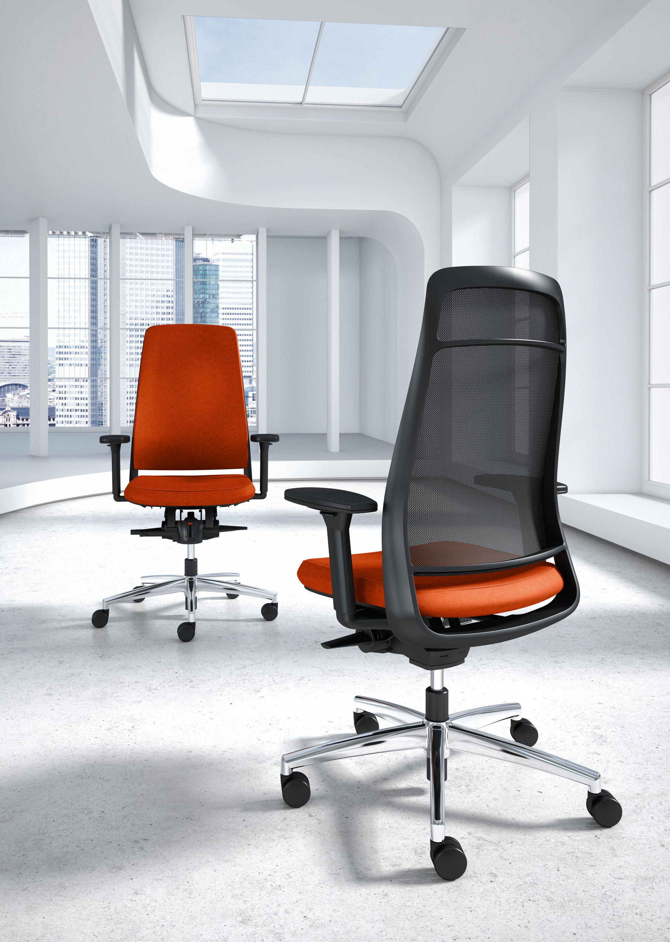 TENSA.NEXT SWIVEL CHAIR Designer Office chairs from