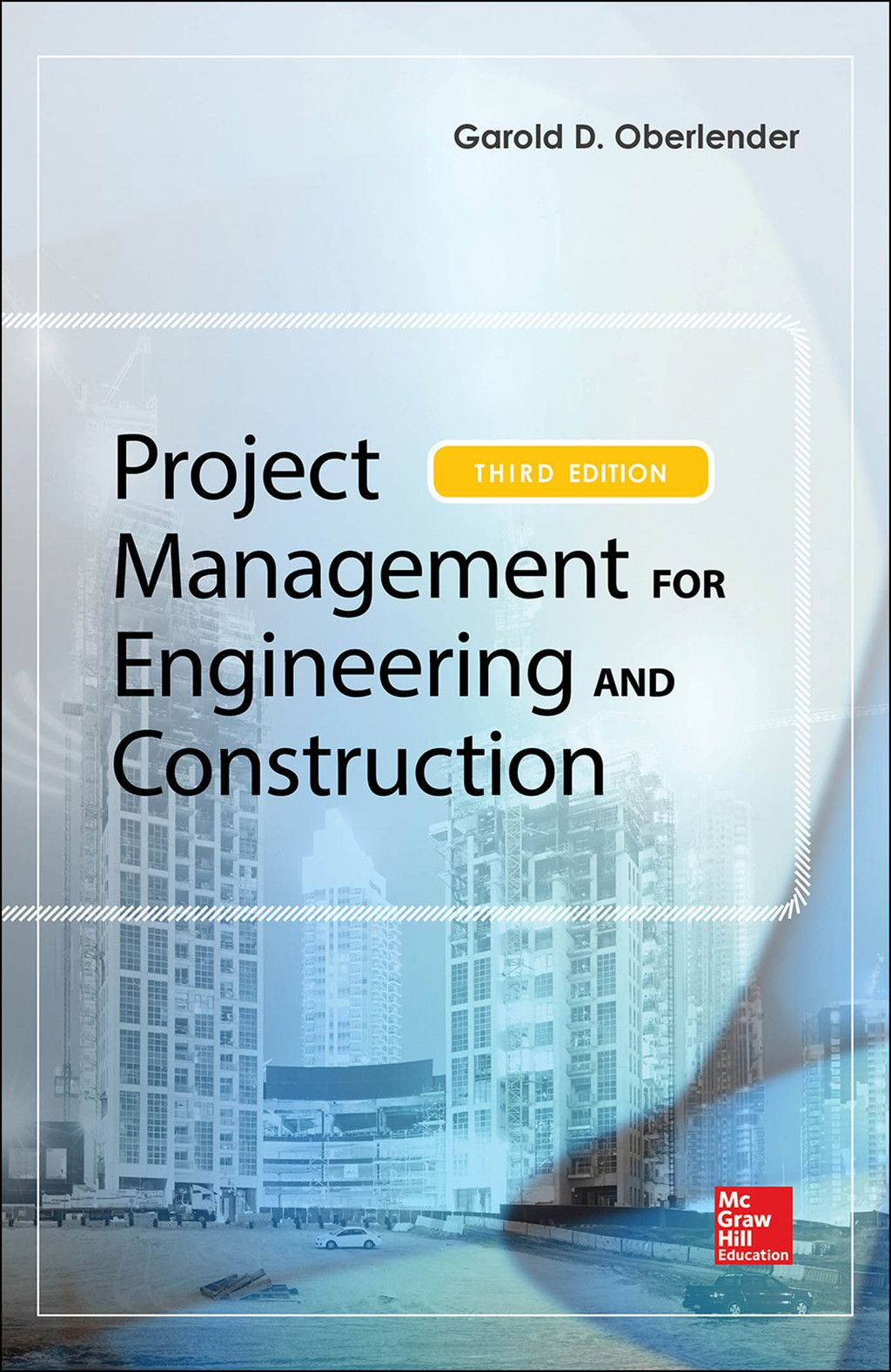 Project Management For Engineering And Construction Third Edition Ebook Project Management Books Civil Engineering Books Civil Engineering Projects