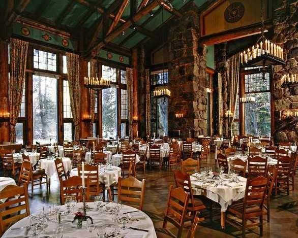 Ahwahnee Hotel Dining Room The Awahnee Hotel Dining Room In Yosemite  Landmarks  Pinterest