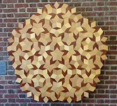 Penrose Tiling Quilt Patterns   Penrose tiling, Quilt