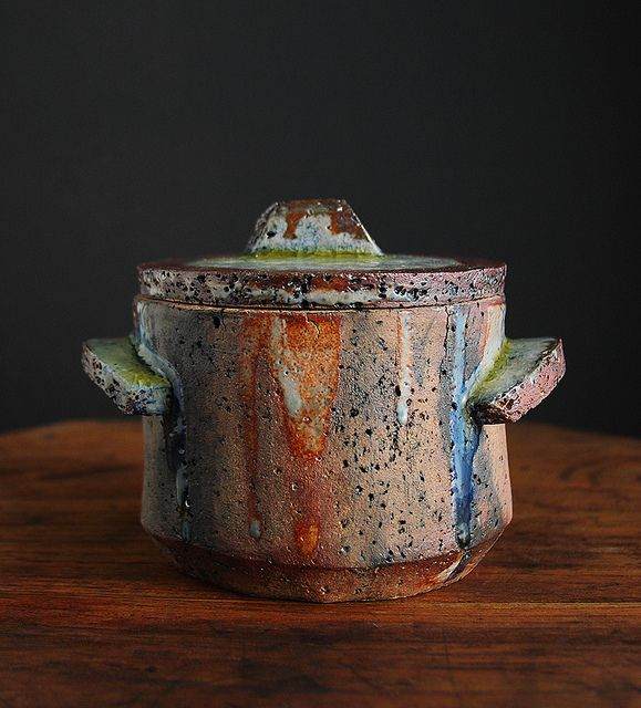 Rice Pot With Lid In 2019 Ceramics Pottery Ceramic
