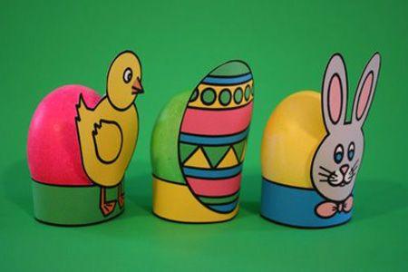 Huevos de pascua!