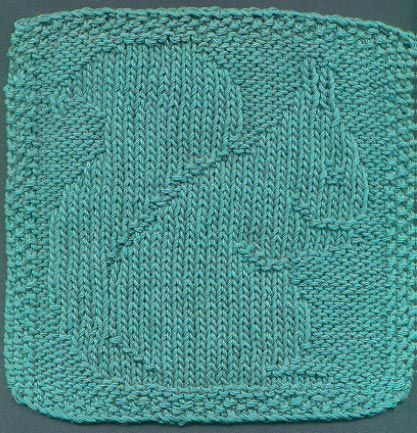 Free Dish Rag Knitting Patterns : Squirrel Dish Or Face Cloth Knitting Pattern here is what I will knit &...