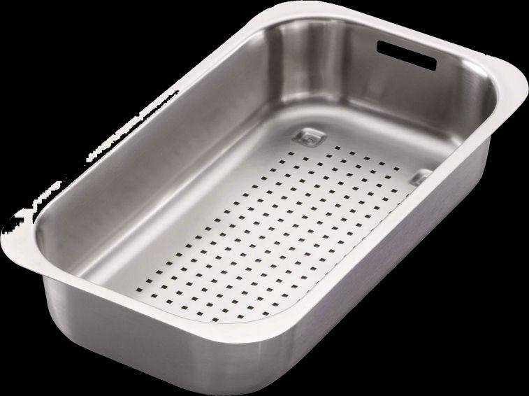 Franke Kitchen Sink Strainer Bowl White | Sink Ideas | Pinterest ...