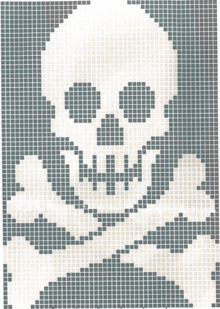 Skull and crossbones | Tapestry | Pinterest | Calaberas, Calaveras y ...