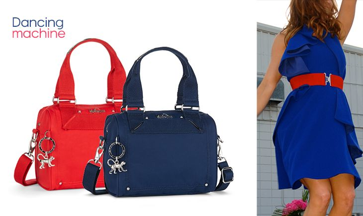 Kipling mini bags are the new alternative to the clutch: perfect for a night out