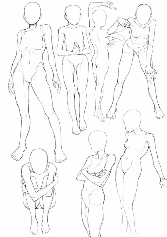 Pin by Who cares on Body | Pinterest | Pose, Drawings and Anatomy