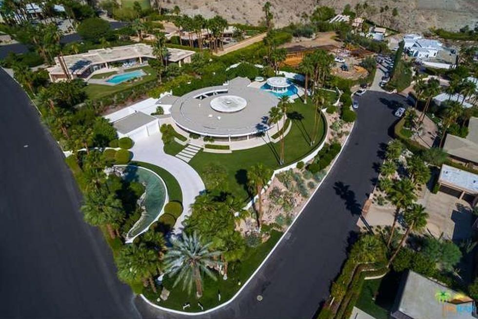 Thunderbird Heights Elrod House Florida Condos Architecture House