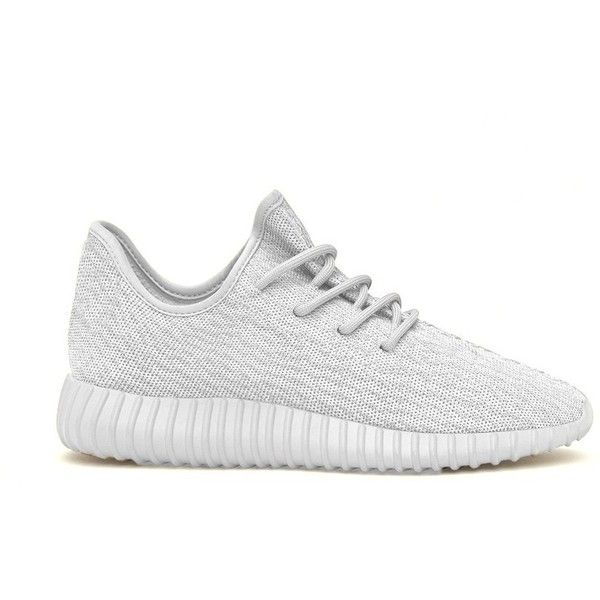 1a7248e6dc31f Kanye West Yeezy Boost 350 White Beluga - Sneaker Bar Detroit ❤ liked on  Polyvore featuring shoes