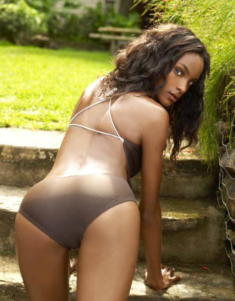 Asian black bikini galleries