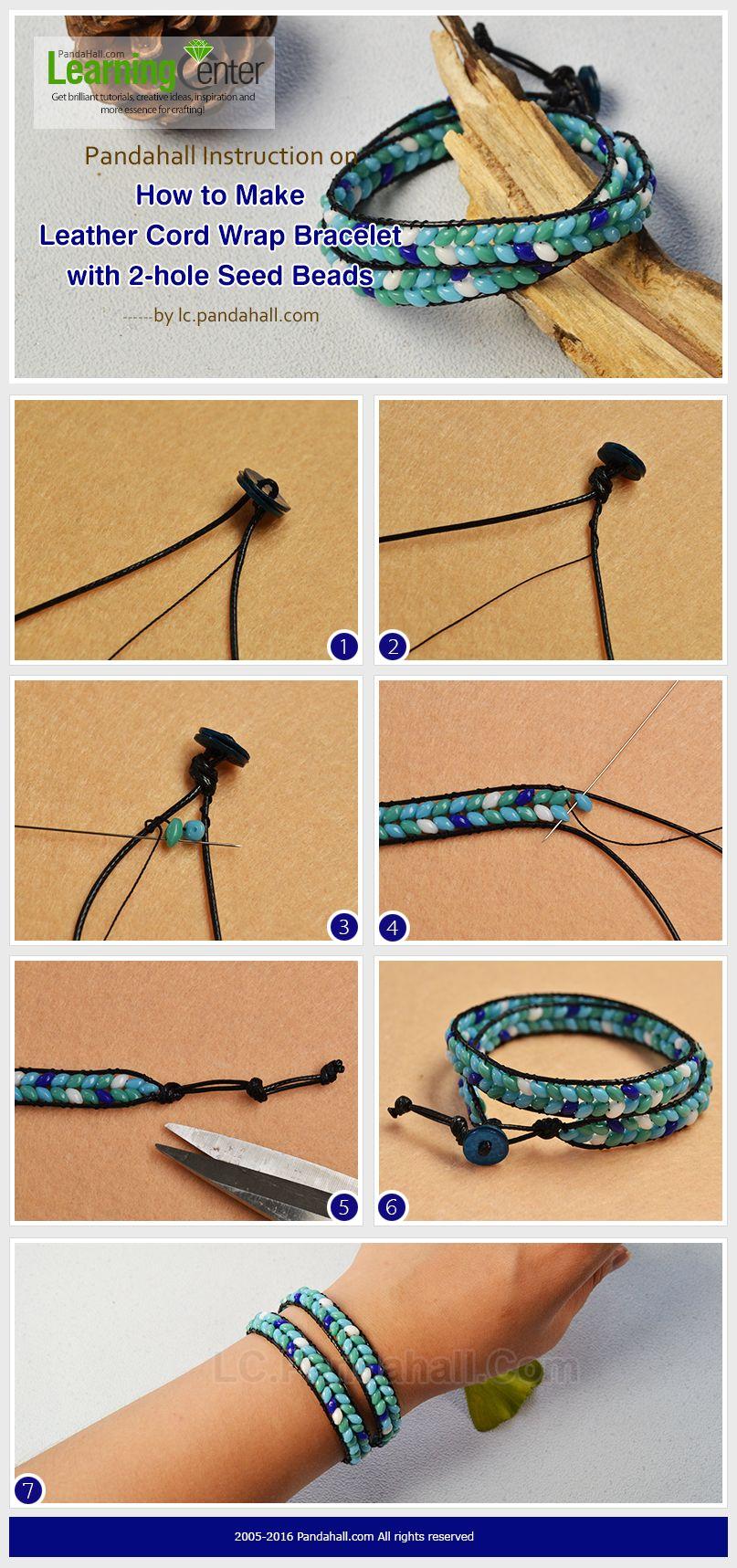 instructions sur comment faire un bracelet en perles de. Black Bedroom Furniture Sets. Home Design Ideas
