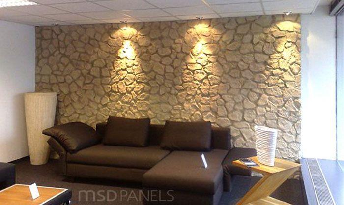 Bruchstein Optik Wohnzimmer Wohnzimmer Tapeten Pinterest - moderne wandgestaltung mit tapeten