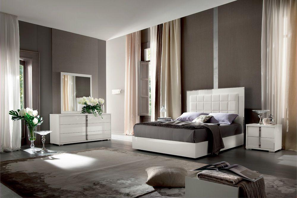 White Bedroom Furniture, Modern Contemporary Bedroom Furniture Uk