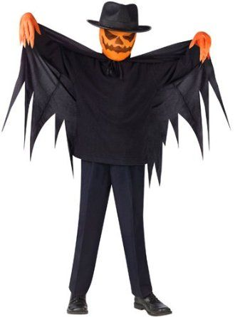 Amazon.com Pumpkin Slayer - Boys Scary Large Halloween Costumes 12-14 Clothing  sc 1 st  Pinterest & Pumpkin Slayer - Boys Scary Halloween Costumes by Fun World Costumes ...