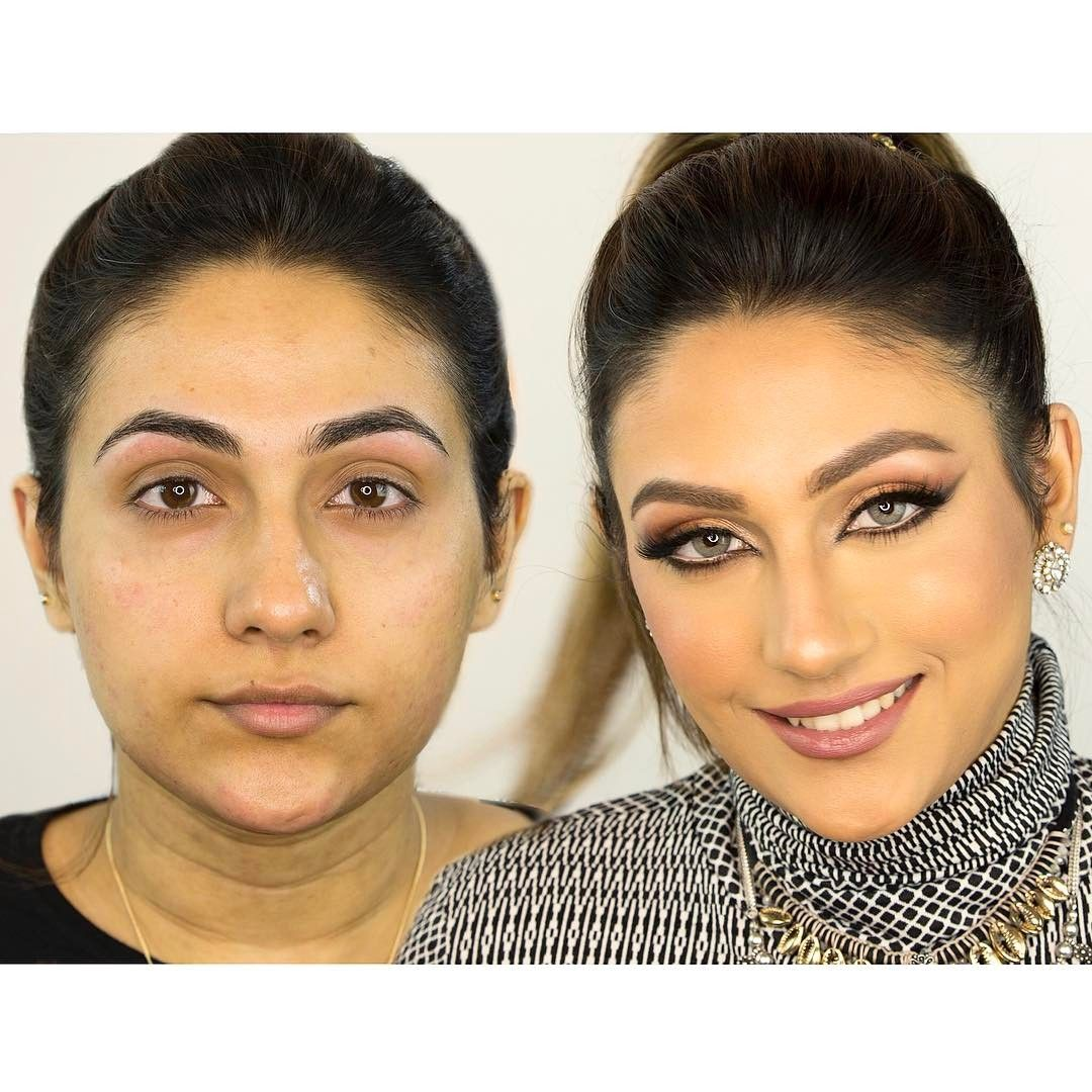 Image May Contain 2 People Makeup Image People