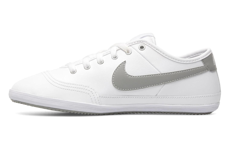 Mens Womens Leather Shoes White Black Flash Classic Models Nike PkO8wn0