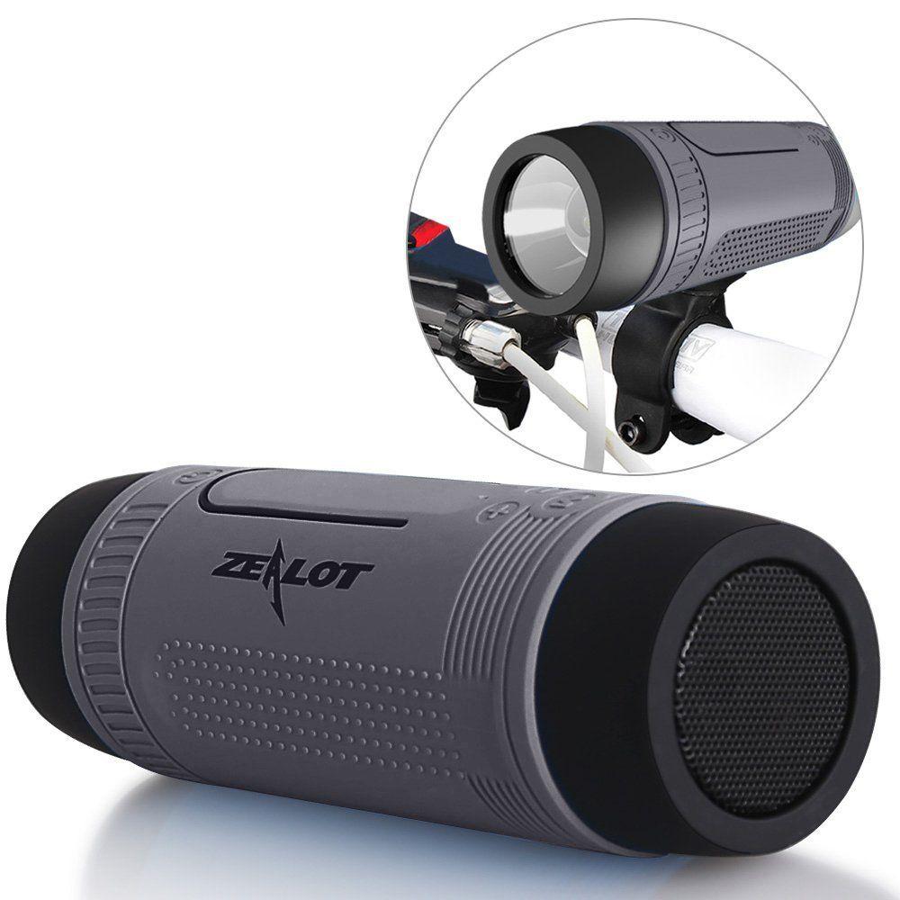 Outdoor Bluetooth Portable Speaker Big Power Bank Waterproof Bluetooth Speaker Bluetooth Speakers Portable Wireless Speakers Bluetooth