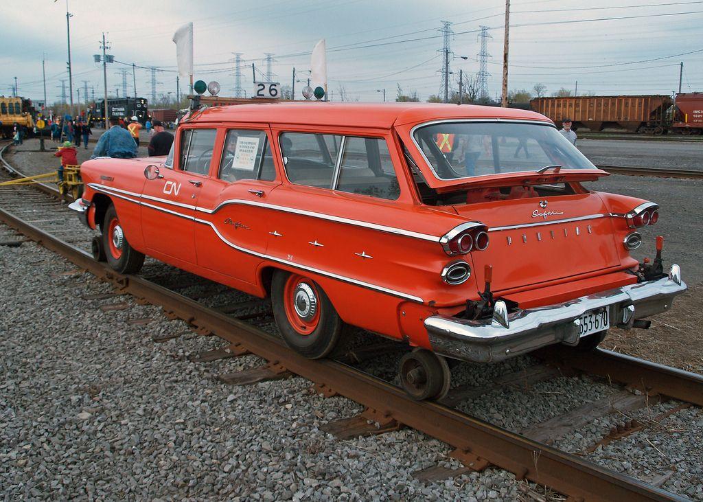 Pontiac Hy-Rail | Station wagon, Motor car and Vehicle