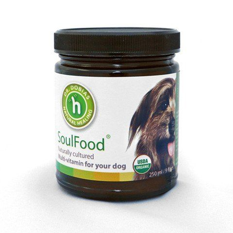 SoulFood  Certified organic multivitamin for dogs made in the USA up to 3 months supply *** You can get more details by clicking on the image.Note:It is affiliate link to Amazon.