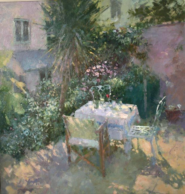 Jacqueline Williams | Painter | Artist | Cheltenham ...