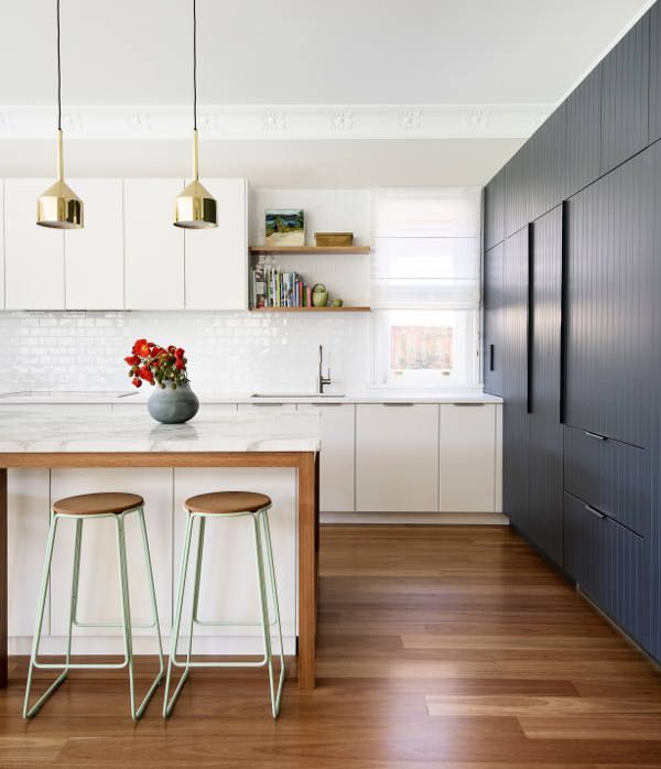 love the one dark wall KITCHEN Pinterest Sydney, Plays and