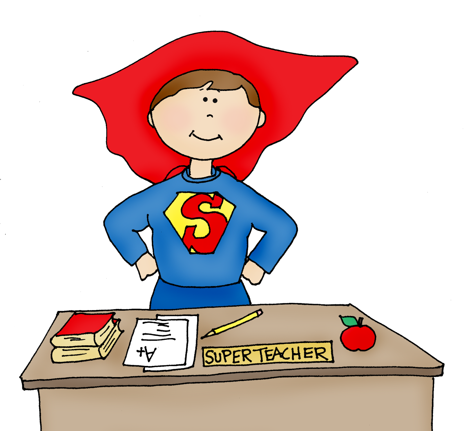 Super Teacher 2 Sample