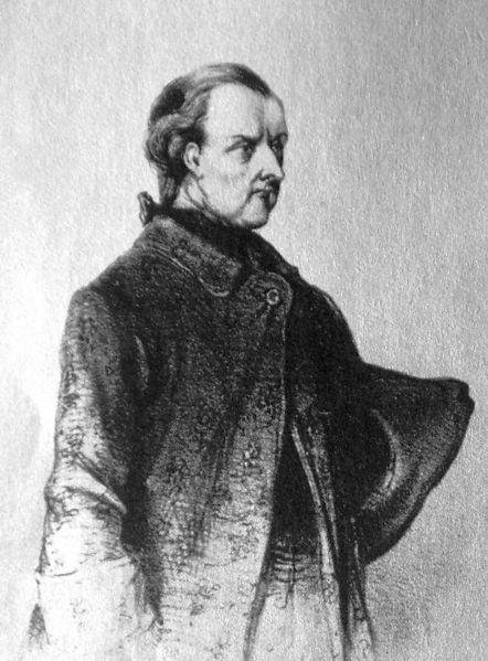 José Gaspar Rodríguez de Francia, Paraguay's first dictator.