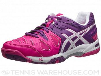 Asics Gel-Game 5 W Sport Shoes Color: Pink