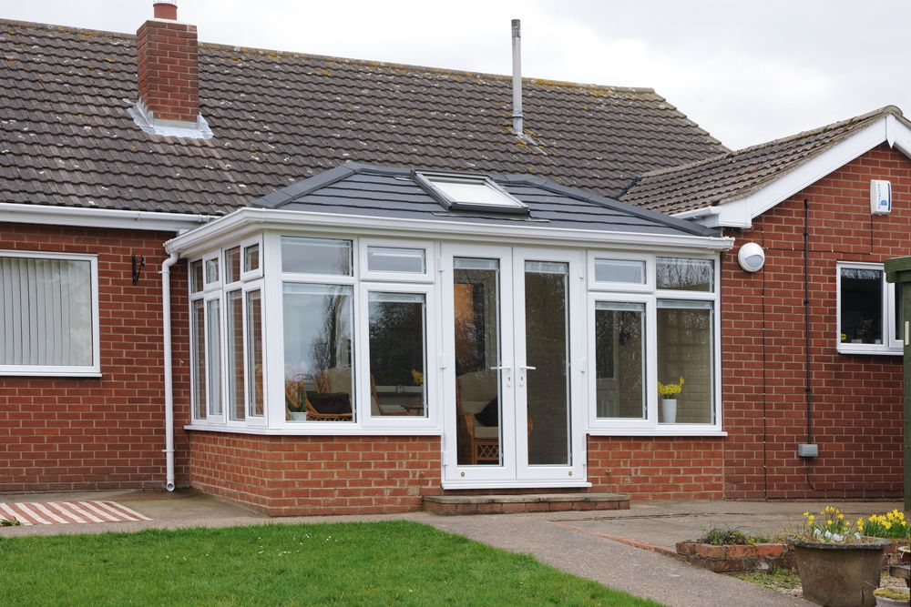 #Equinox tiled roof system from Eurocell | Equinox® Tiled ...