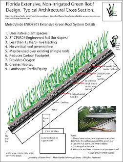 Green Roof Plants Cam Photosynthesis Minimizes Drought Effects Dachbegrunung Tips And Tricks Tricks