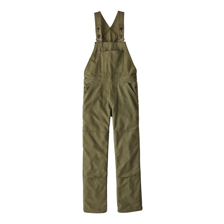 e7bd3c440e Women s All Seasons Hemp Canvas Bib Overalls - Regular