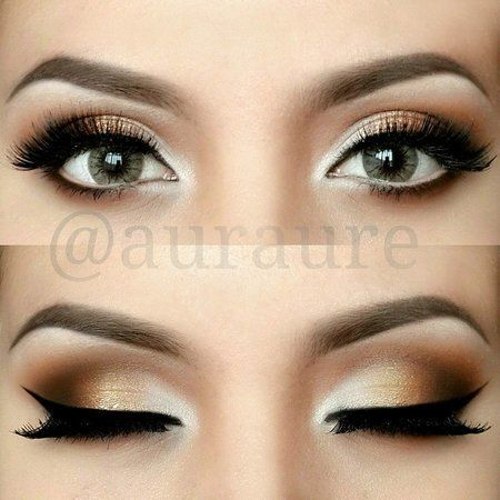 Casual Colorful Delicate Evening Makeup Sharp Wedding